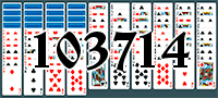 Solitaire №103714
