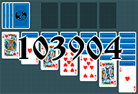 Solitaire №103904