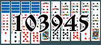 Solitaire №103945