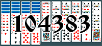 Solitaire №104383