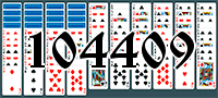 Solitaire №104409