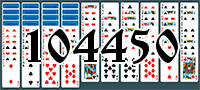 Solitaire №104450