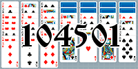 Solitaire №104501