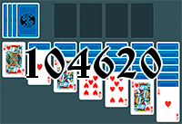 Solitaire №104620