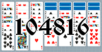 Solitaire №104816