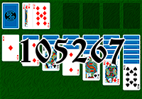 Solitaire №105267