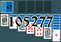 Solitaire №105277