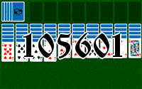 Solitaire №105601