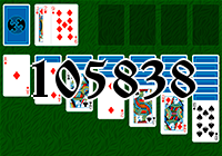 Solitaire №105838
