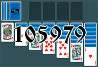 Solitaire №105979