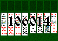Solitaire №106014