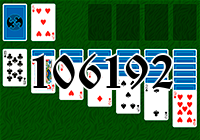 Solitaire №106192