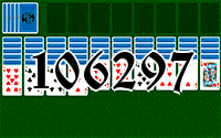 Solitaire №106297