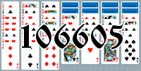 Solitaire №106605