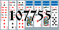 Solitaire №107755