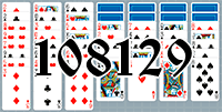 Solitaire №108129