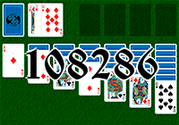 Solitaire №108286