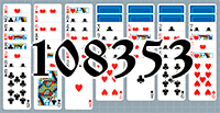Solitaire №108353