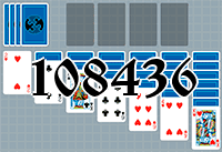 Solitaire №108436