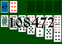 Solitaire №108472
