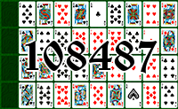 Solitaire №108487