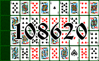 Solitaire №108620