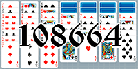 Solitaire №108664