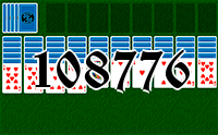Solitaire №108776