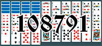 Solitaire №108791