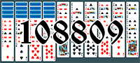 Solitaire №108809