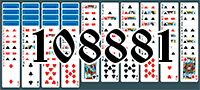 Solitaire №108881