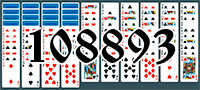 Solitaire №108893