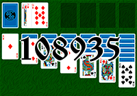 Solitaire №108935