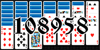 Solitaire №108958