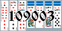Solitaire №109003