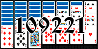 Solitaire №109221
