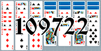 Solitaire №109722