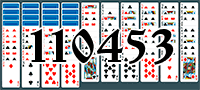 Solitaire №110453