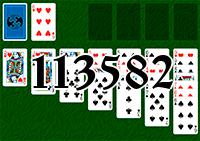 Solitaire №113582