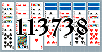 Solitaire №113738