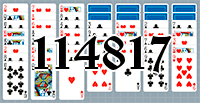 Solitaire №114817