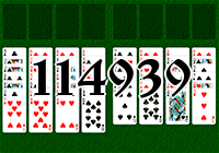 Solitaire №114939
