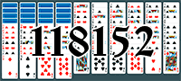 Solitaire №118152