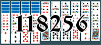 Solitaire №118256