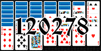Solitaire №120278