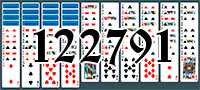 Solitaire №122791