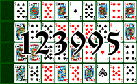 Solitaire №123995