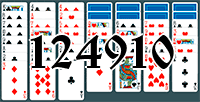 Solitaire №124910