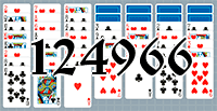Solitaire №124966