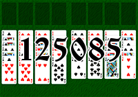 Solitaire №125085